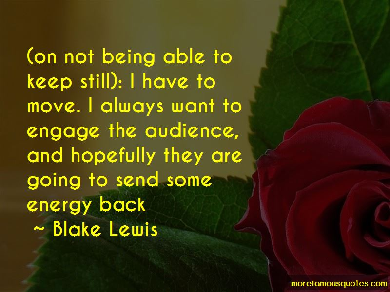 Blake Lewis Quotes Pictures 3