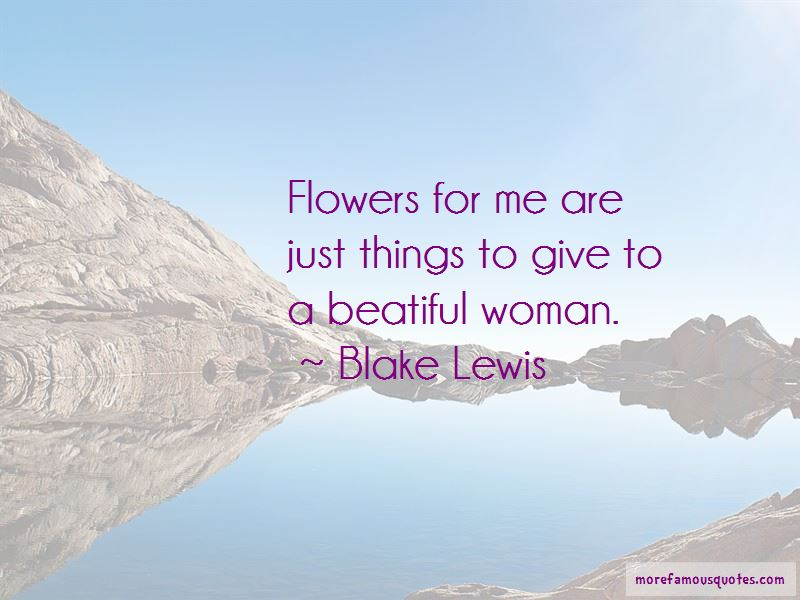 Blake Lewis Quotes Pictures 4