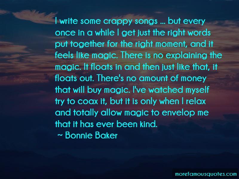 Bonnie Baker Quotes Pictures 2