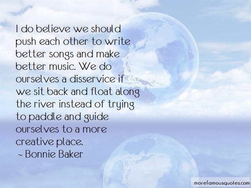 Bonnie Baker Quotes