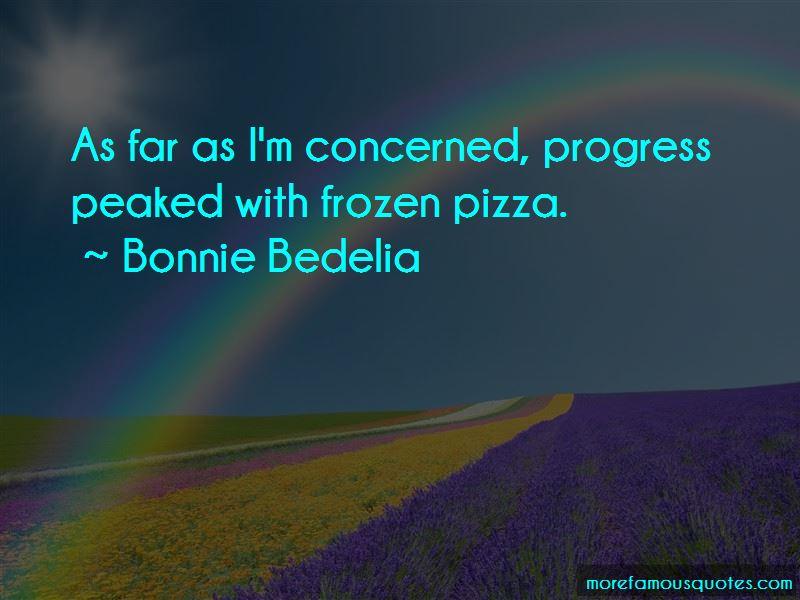 Bonnie Bedelia Quotes