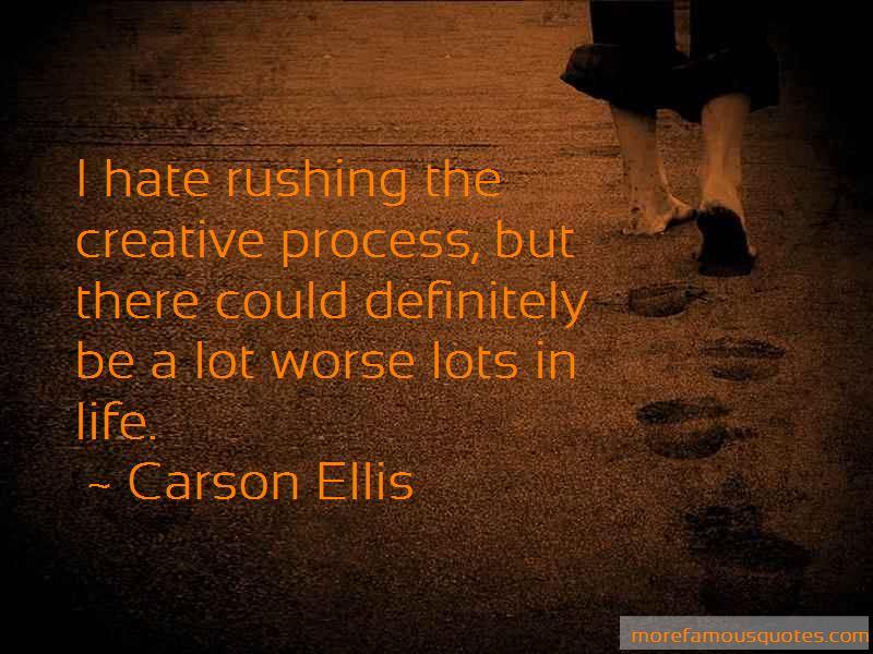 Carson Ellis Quotes Pictures 2