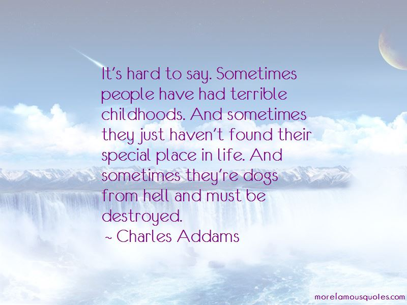 Charles Addams Quotes Pictures 2