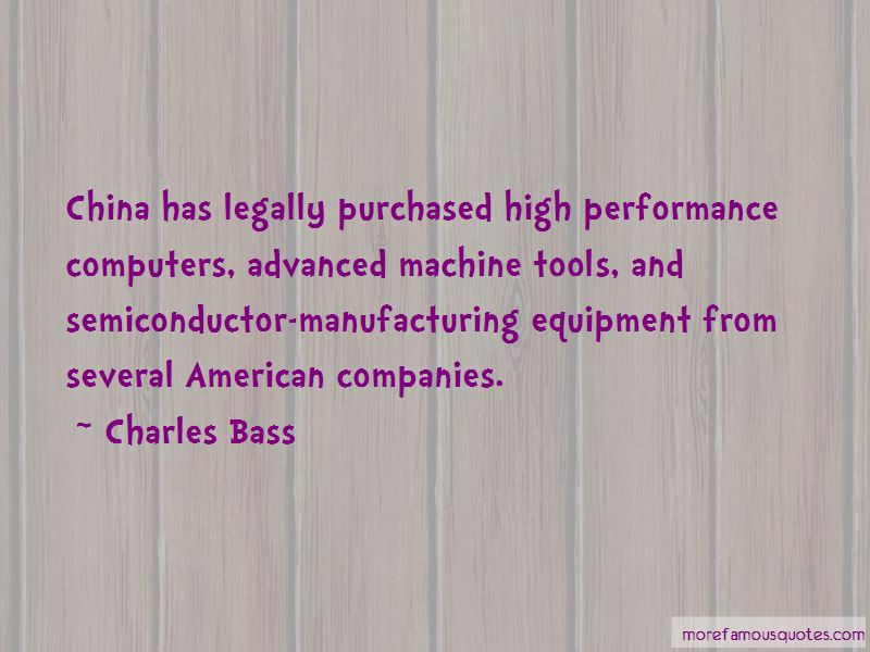 Charles Bass Quotes Pictures 3
