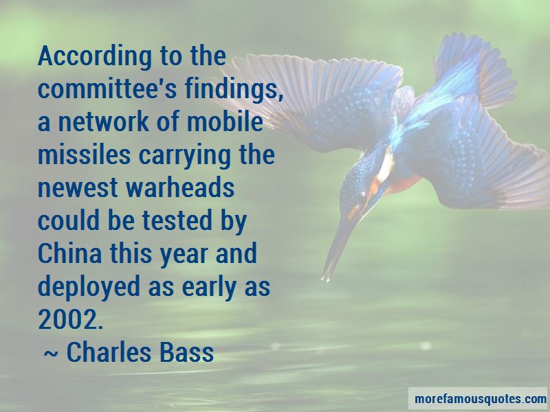 Charles Bass Quotes Pictures 4