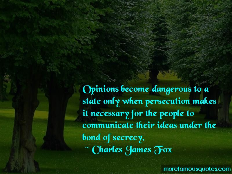 Charles James Fox Quotes Pictures 3