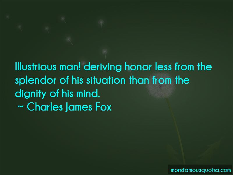 Charles James Fox Quotes Pictures 4