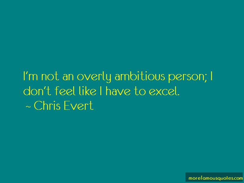 Chris Evert Quotes Pictures 4