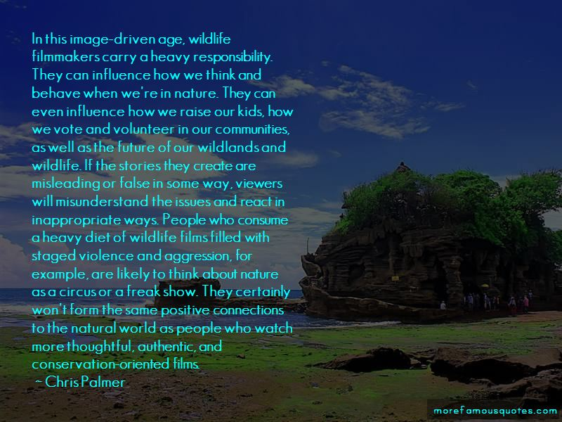 Chris Palmer Quotes Pictures 3