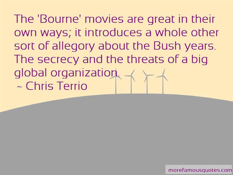 Chris Terrio Quotes Pictures 4