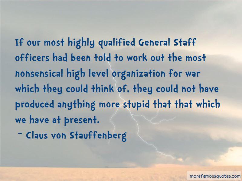 Claus Von Stauffenberg Quotes Pictures 2
