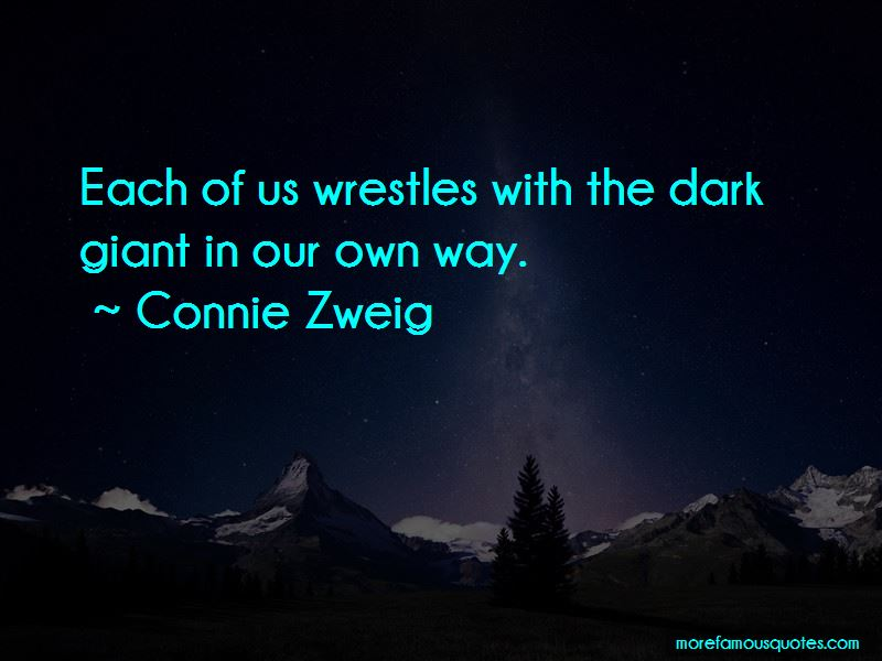 Connie Zweig Quotes Pictures 3