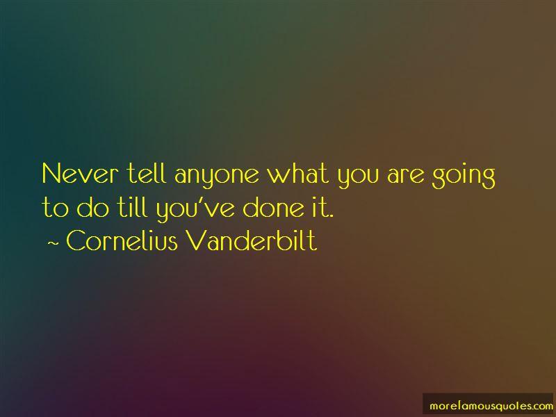 Cornelius Vanderbilt Quotes Pictures 2