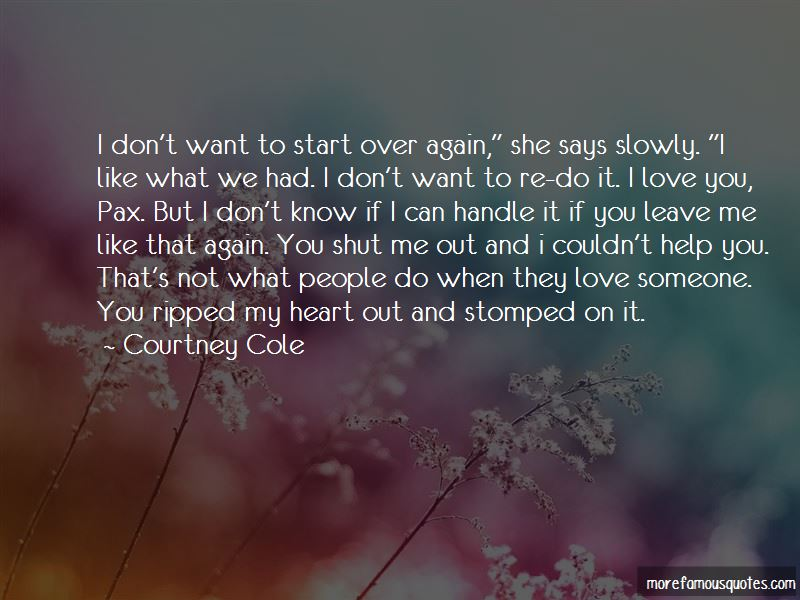 Courtney Cole Quotes Pictures 3