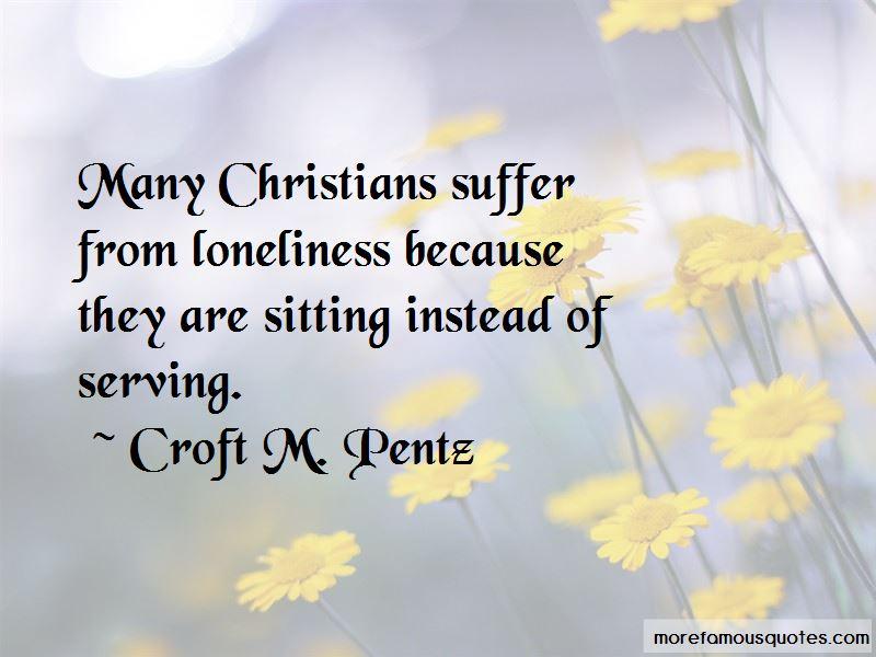 Croft M. Pentz Quotes Pictures 2
