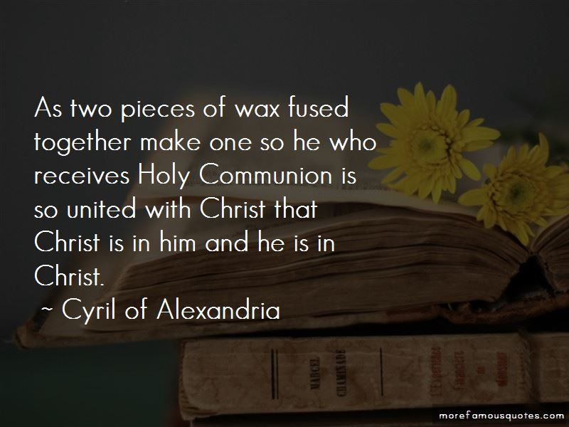 Cyril Of Alexandria Quotes Pictures 4