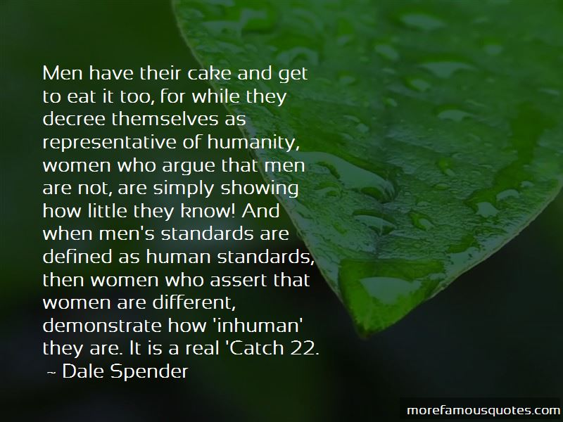 Dale Spender Quotes Pictures 2
