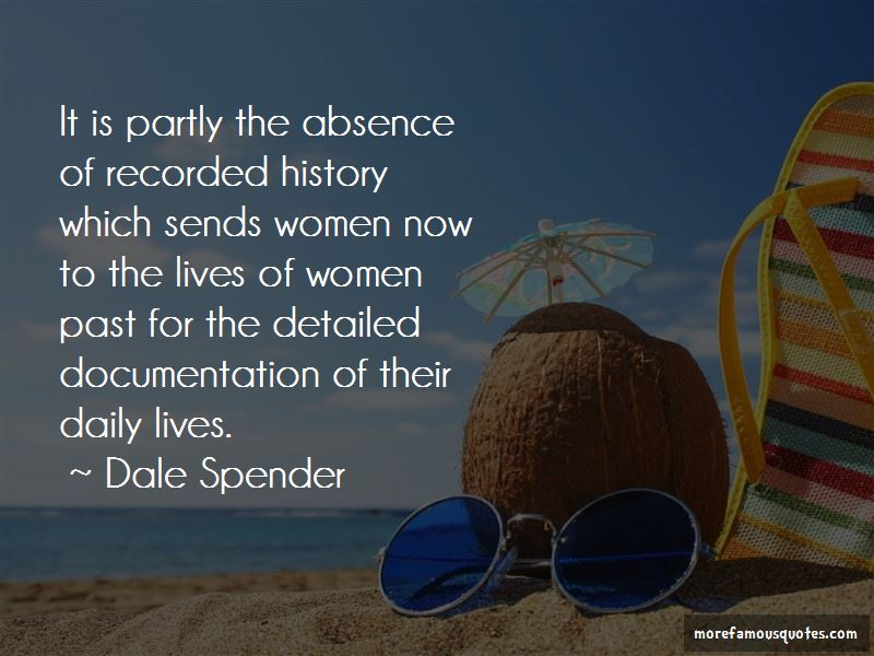 Dale Spender Quotes Pictures 4