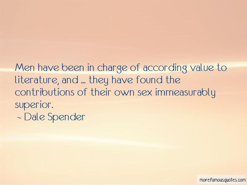 Dale Spender Quotes