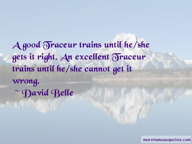 David Belle Quotes Pictures 3