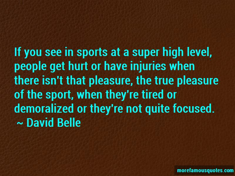 David Belle Quotes Pictures 4