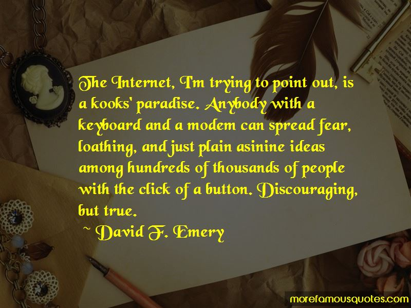 David F. Emery Quotes Pictures 2