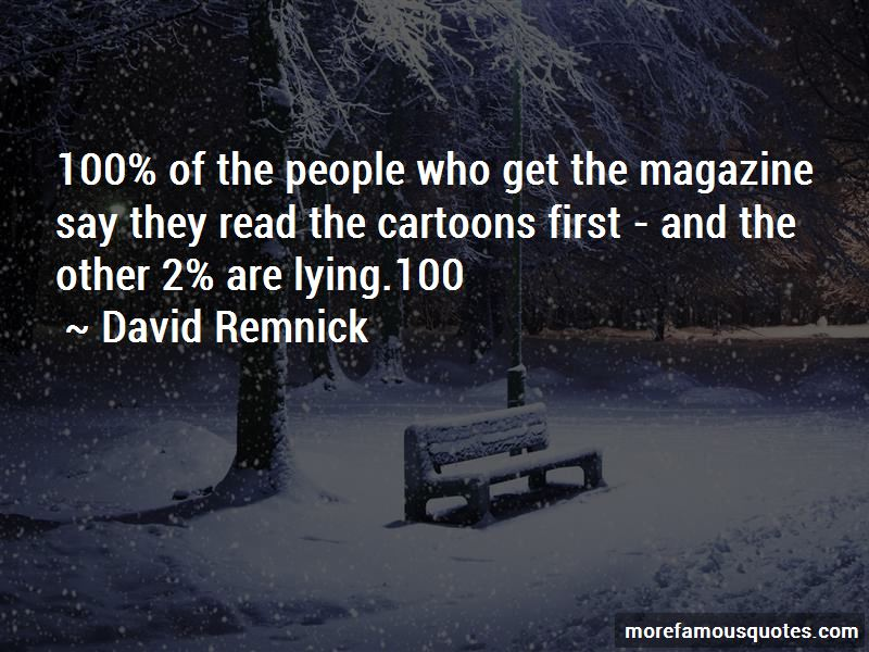 David Remnick Quotes Pictures 3