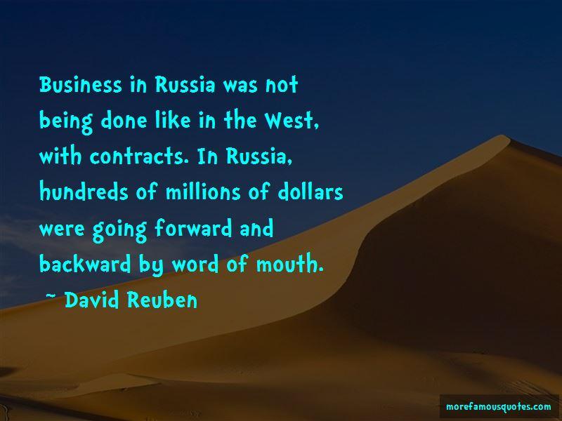 David Reuben Quotes