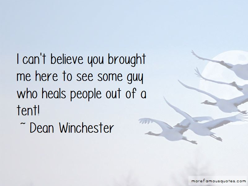 Dean Winchester Quotes Pictures 4