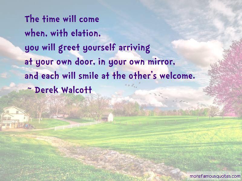 Derek Walcott Quotes Pictures 3