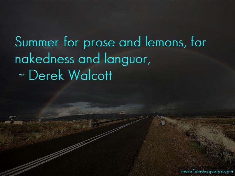 Derek Walcott Quotes Pictures 4