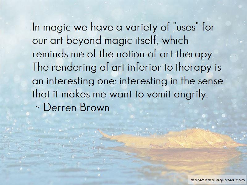 Derren Brown Quotes Pictures 2