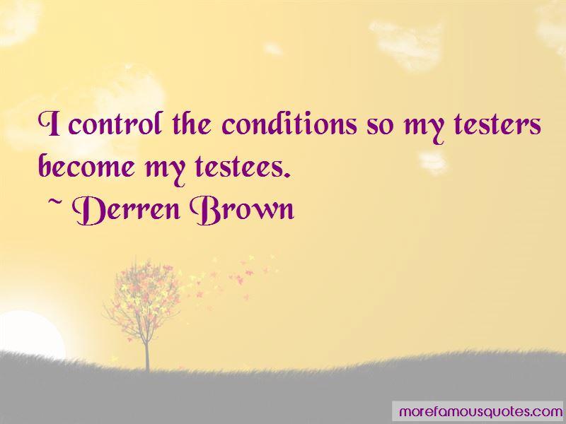 Derren Brown Quotes Pictures 4