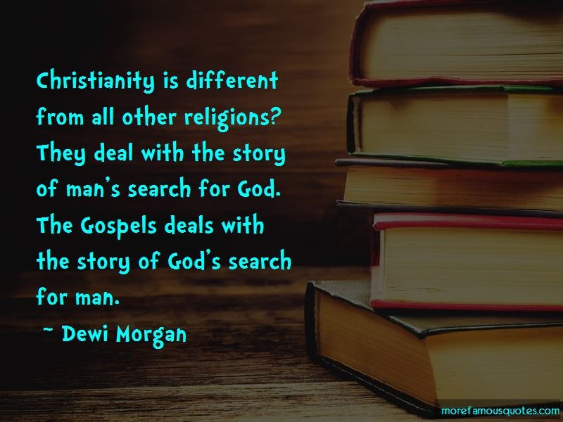 Dewi Morgan Quotes