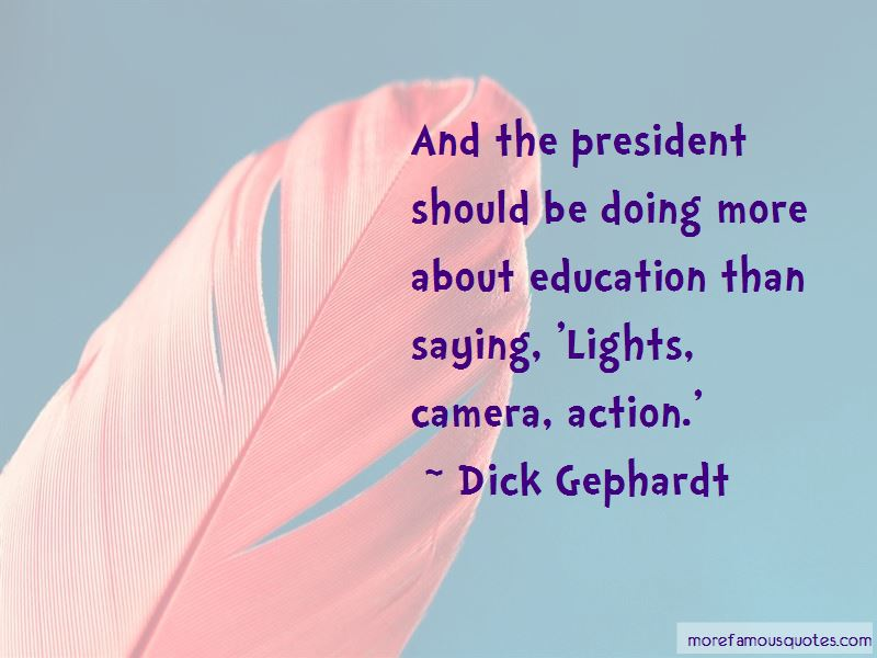 Dick Gephardt Quotes Pictures 2
