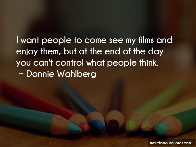 Donnie Wahlberg Quotes Pictures 2