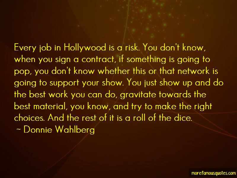 Donnie Wahlberg Quotes Pictures 3