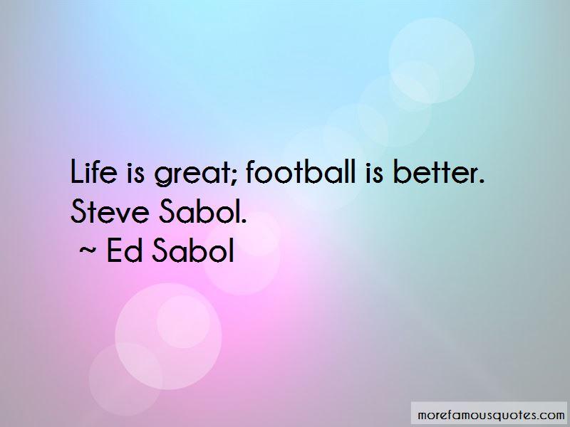 Ed Sabol Quotes Pictures 4