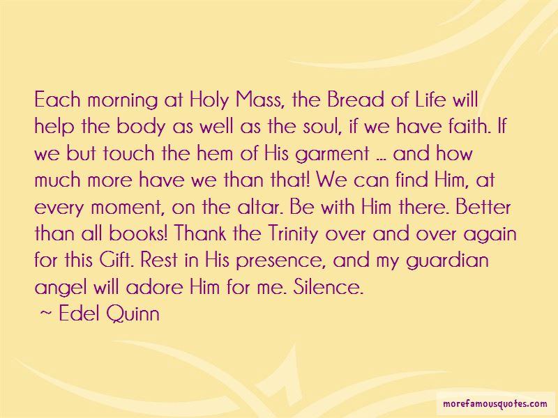 Edel Quinn Quotes