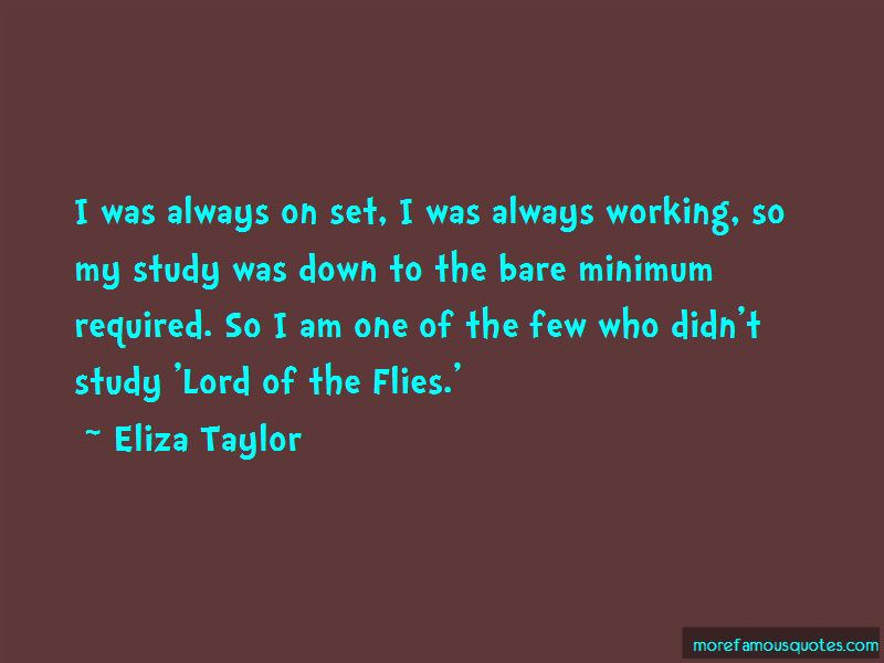Eliza Taylor Quotes Pictures 2