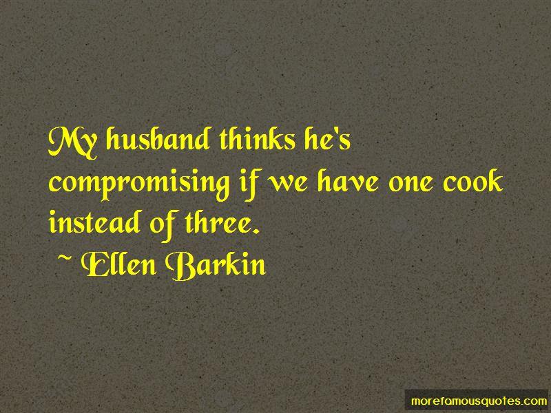 Ellen Barkin Quotes