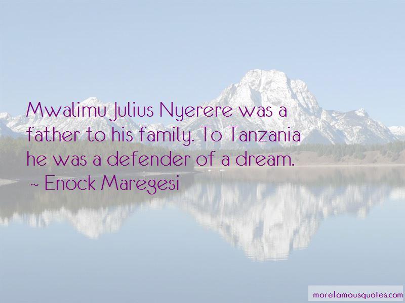 Enock Maregesi Quotes Pictures 3