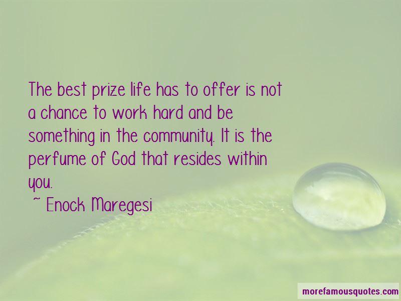 Enock Maregesi Quotes Pictures 4