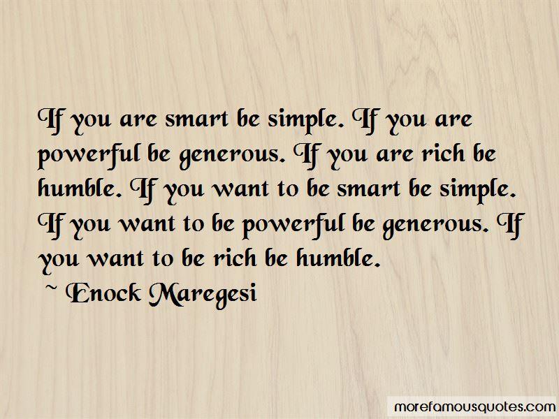 Enock Maregesi Quotes