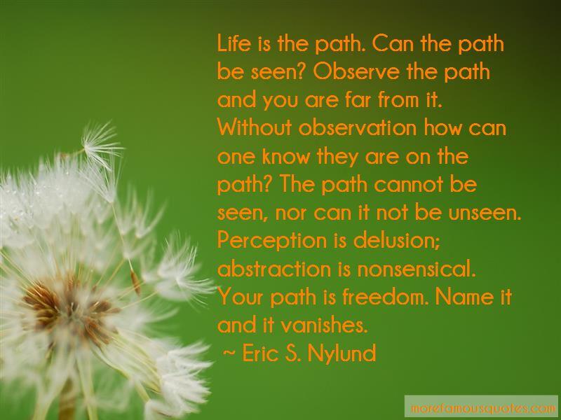 Eric S. Nylund Quotes
