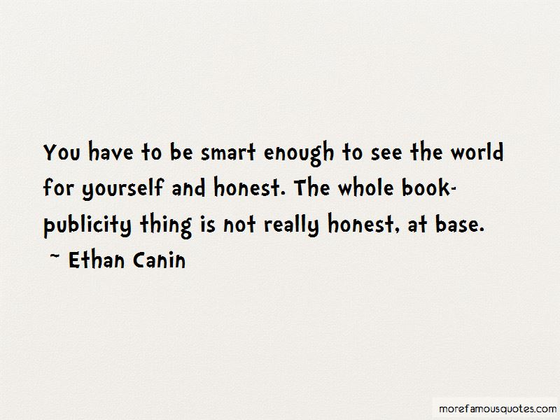 Ethan Canin Quotes Pictures 4