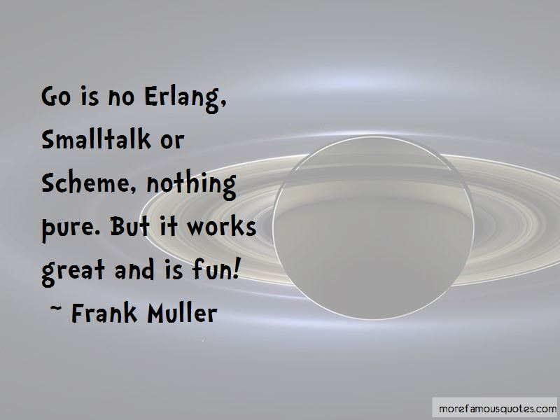 Frank Muller Quotes Pictures 2