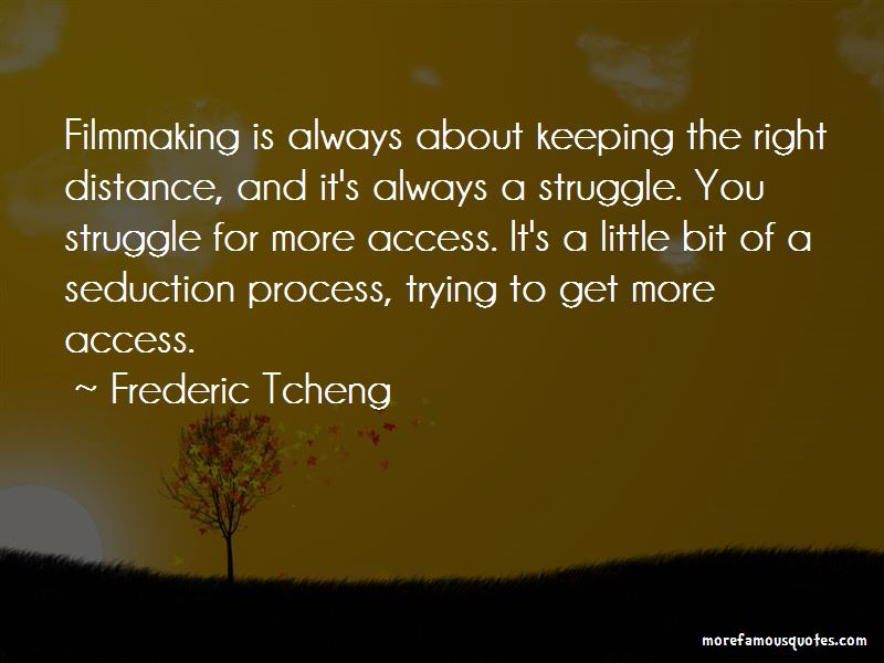 Frederic Tcheng Quotes Pictures 2