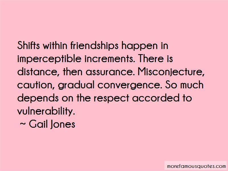 Gail Jones Quotes