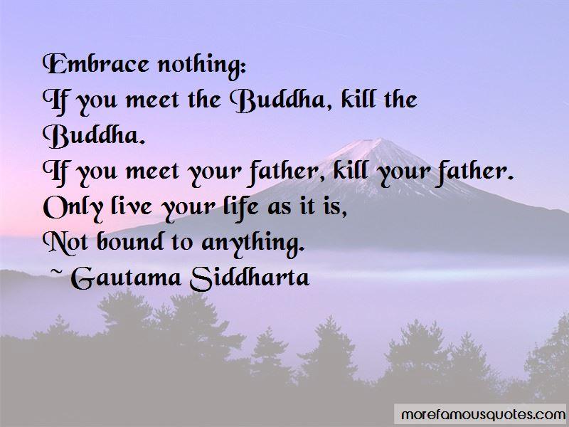Gautama Siddharta Quotes